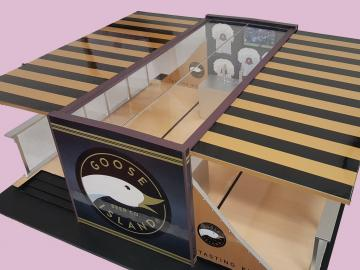 Labatt Brewing Kiosk