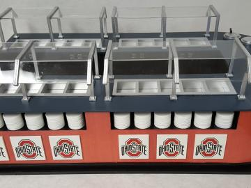 Ohio State Buffet Line