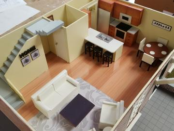 University Suites Apartments Conway, SC. (Interior Included)