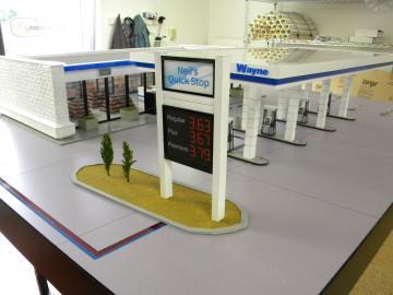 Wayne Energy Gas Station