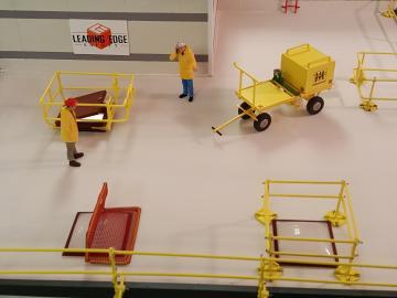 Leading Edge Safety Trade Show Model Phase 2