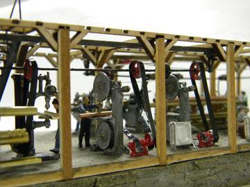 Winchendon Machine Co. Machine Shop Option